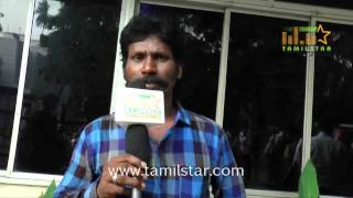 Chandhru At Meenakshi Kadhalan Elangovan Movie Team Interview