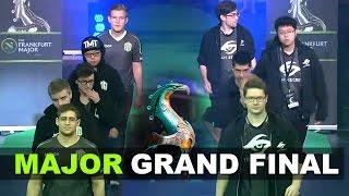 SECRET OG - Major Frankfurt Grand Final Dota 2