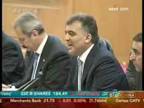 Turkey seeks investments from China - 26 jun 09
