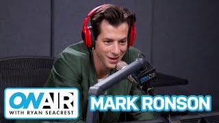 "Mark Ronson Plays ""Ball In The Air"" 