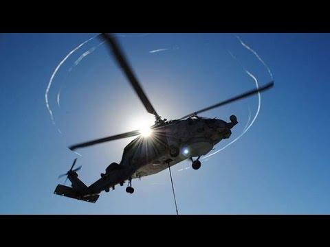 Libya helicopter crash 'kills 12' west of Tripoli