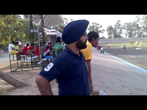 Tug Of War Pun.uni.patiala video