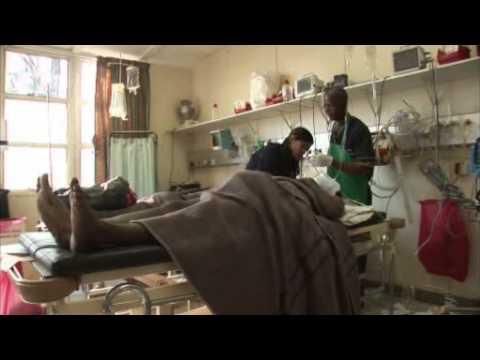 Saving Soweto - 24 Hours of Trauma - 9 Jan 09 - Part 1