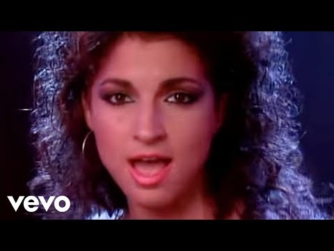 Gloria Estefan - rythem is gonna get you