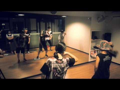Bonny Kim Choreography|Missy Elliott - Let It Bump