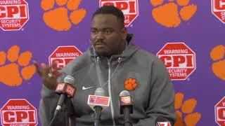 TigerNet: Crowder says Senior Day will be