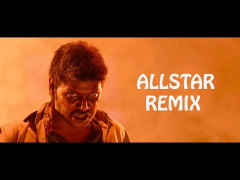 Sillatta Pillatta Kanchana 2 All Star Remix