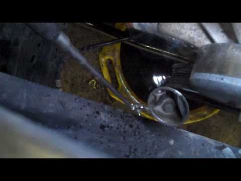How to do a Dodge Ram Dakota Grand Cherokee Durango 5.2 liter Water pump Video 2 of 2