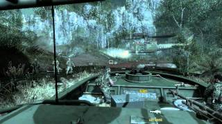Call Of Duty: Black Ops HD Playthrough 19 - Boat Race