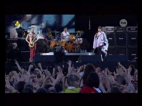 RED HOT CHILI PEPPERS LIVE IN POLAND - CAN'T STOP