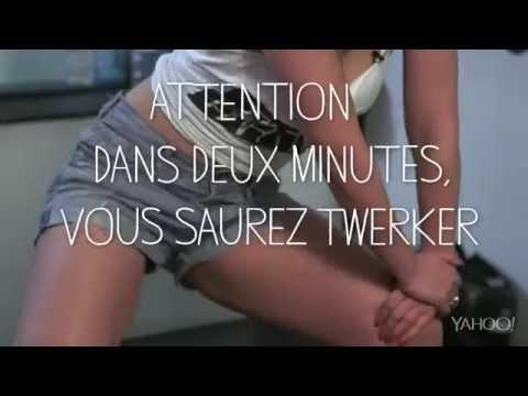 Apprendre à Danser Le Twerk En Moins De Deux Minutes - Prochain Stage Le Samedi 04 Octobre 2014 video