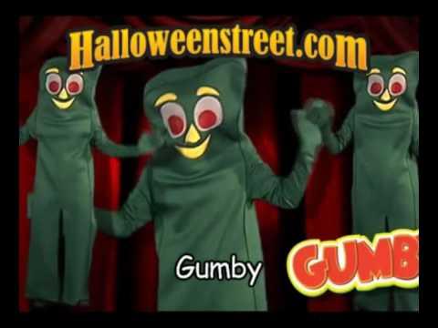 Gumby Halloween Costume Gumby Halloween Costume