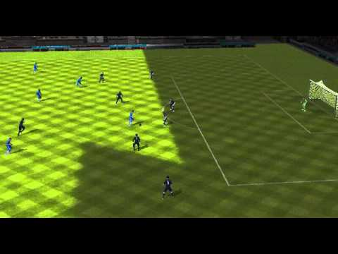 Fifa 14 Android - Stunners Vs Newcastle Utd video