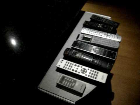 Automatische afstandsbediening lade