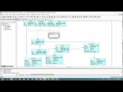 Generating Database from PowerDesigner to SQL Server