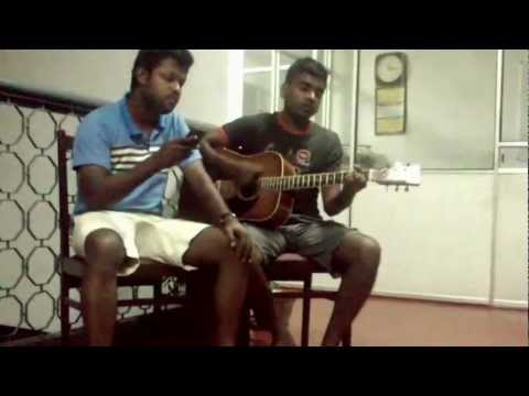 Hosanna Vinnaithaandi Varuvaaya Guitar Cover (VTV)
