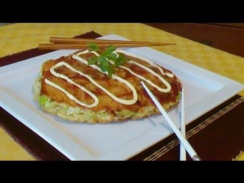 Okonomiyaki – Ricetta in Italiano
