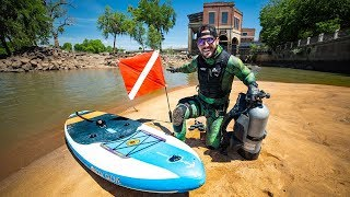 Searching For River TREASURE after MAJOR FLOOD!! (ft. DALLMYD) | Jiggin' With Jordan