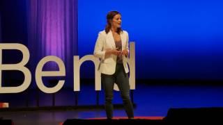 The Privilege of Well-Being | Kerri Kelly | TEDxBend