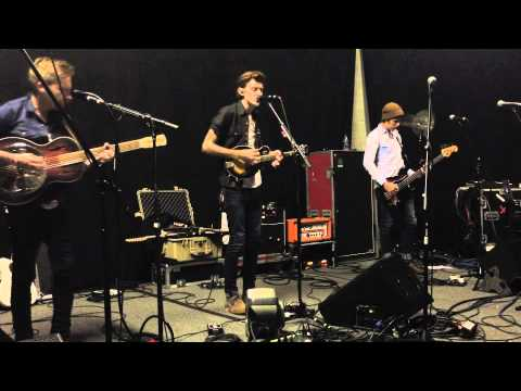 A Rocket To The Moon: Baby Blue Eyes (rehearsal) video