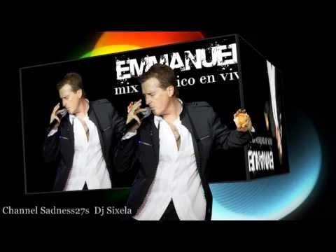 Emmanuel - Acustico En Vivo video