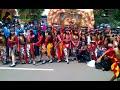 Demo Ratusan Seniman Reyog Atas Pembakaran Aset Budaya Di Kjri Davao Philipina 15 image
