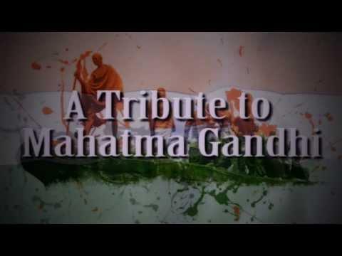A Tribute to Mahatma Gandhi | Narendra Modi Prime Minister