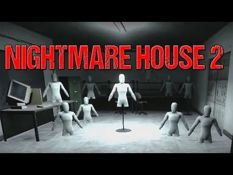 Criken Streams: Nightmare House 2
