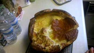 German dutch baby pancake