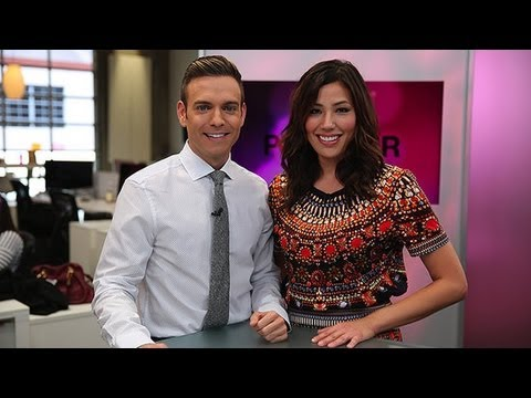 Bones Star Michaela Conlin on the Big Wedding | POPSUGAR Interview