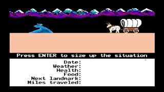 BSC Highlights - How BSC Died... In Oregon Trail