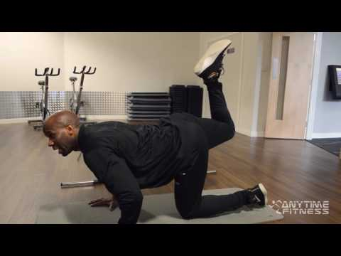 Glute Building Circuit - Anytime Fitness Hither Green Lewisham