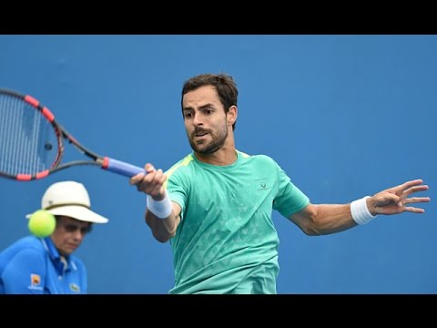 Joao Sousa v Santiago Giraldo highlights (2R) | Australian Open 2016