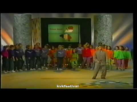 Kinderen voor Kinderen Festival 1990 - Frisse knul (Vip-liedje)