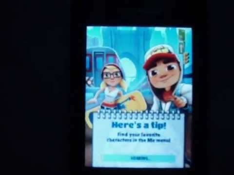 Subway Surfers For Samsung Galaxy Young GT-S5360 100% Рабочий