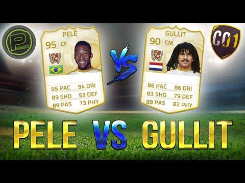 FIFA 15 | PELÉ VS GULLIT | PUMUSCOR VS CACHO01