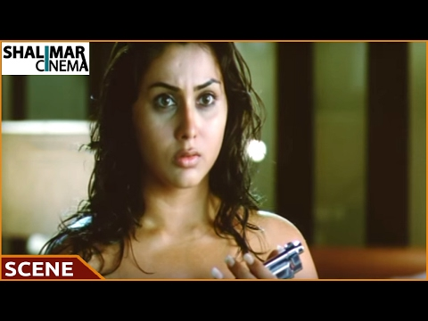 Namitha Flirting Prabhas In Billa Movie video