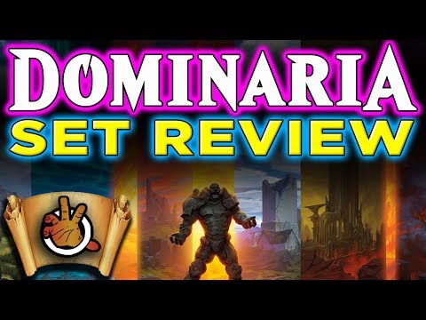 Dominaria Set Review | The Command Zone #206 | Magic: the Gathering Commander EDH