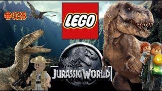 LEGO Jurassic World | Finale auf der Hauptstraße 1/2  🦕 #028 ( Live LP )