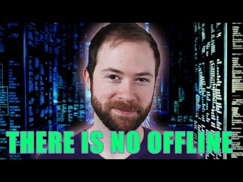 There's No Such Thing As Offline?!? | Idea Channel | PBS