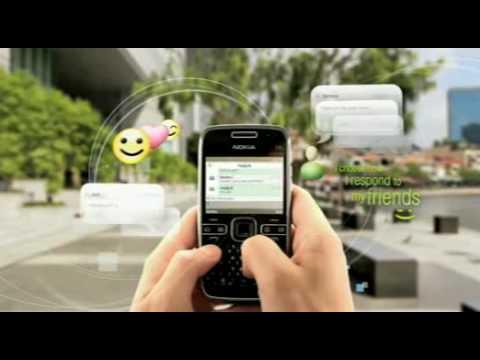 Просмотров (6). На официальном сайте Nokia, был представлен видеоролик Noki