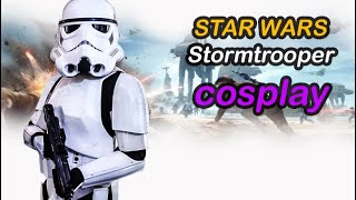 Star Wars Cosplay: ANH Stormtrooper
