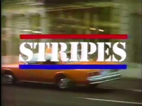 Stripes 1981 TV Trailer
