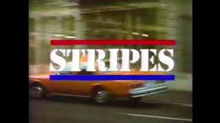 Stripes 1981 TV trailer