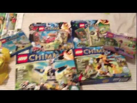 HUGE LEGO Chima Speedorz Haul!