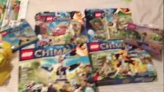 HUGE LEGO Chima Speedorz Haul!