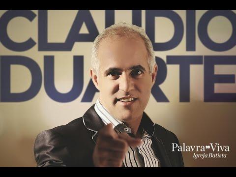 Pr. Cláudio Duarte Na Igreja Batista Palavra Viva video
