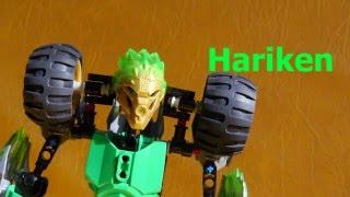 Bioformer #1 Hariken