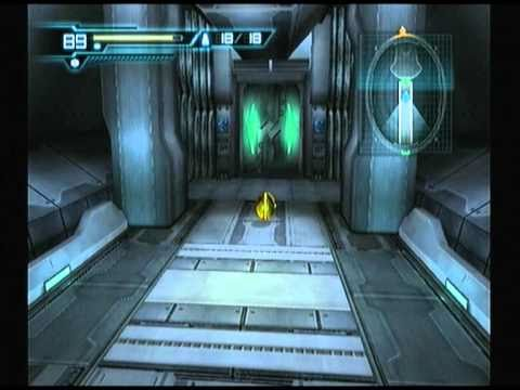 Let's Play Metroid Other M - 08 - First scream in addition with an laughing attack