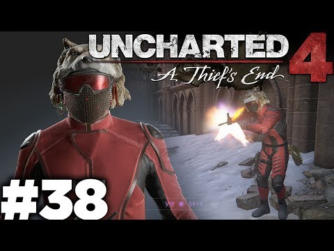 Joining Games Late & Funny RAGE!! Uncharted 4 Multiplayer #38 - TDM & Bounty Hunter